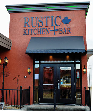 Rustic Kitchen and Bar - Medicine Hat, AB