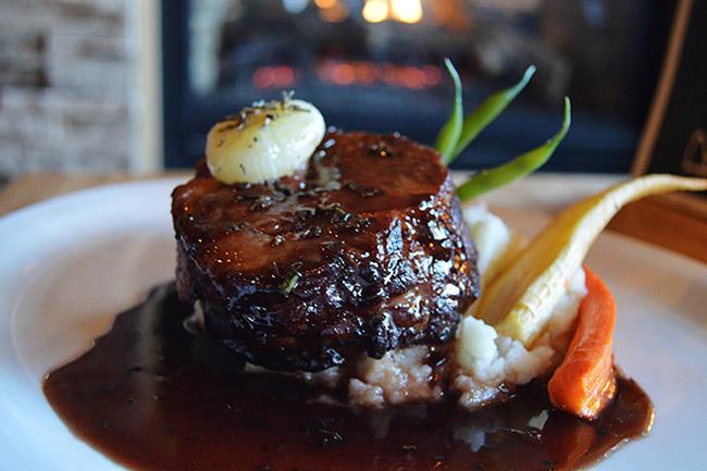 Rustic Kitchen and Bar - Medicine Hat - Lamb