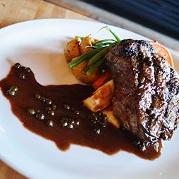 Rustic Steak